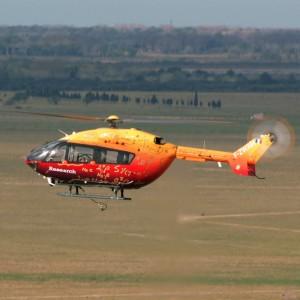 Eurocopter reveals optionally-piloted EC145