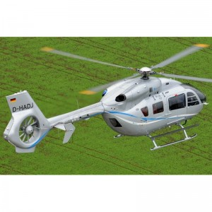 Eurocopter launches EC145T2 (not the EC146)