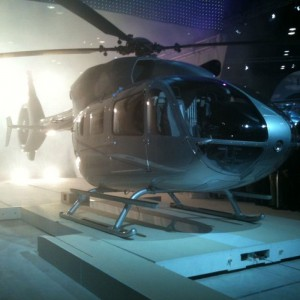 Eurocopter providse further information on the new EC145T2