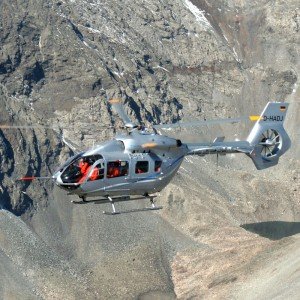 Eurocopter EC145T2 tours the US