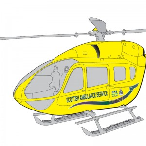 Gama Aviation adds details on retaining Scottish Air Ambulance contract