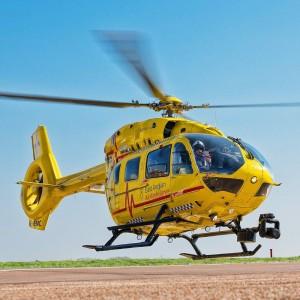 East Anglian Air Ambulance celebrates 20 years