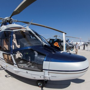 Airbus Helicopters delivers EC155 to Chilean corporate owner