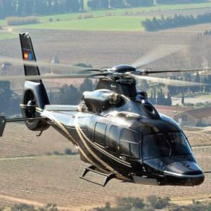 EBACE – Heli Asset places first Eurocopter EC155B1 into Switzerland