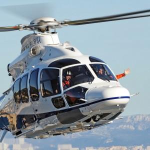 Dalian Police receive second Eurocopter EC155