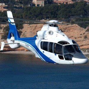 AS365/EC155 parts specialist Alpine Air Support at Helitech 2013