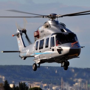 Eurocopter EC175 makes its first flight
