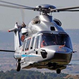 Eurocopter showcases EC175, EC145T2 and AS350B3 at Dubai Air Show 2013