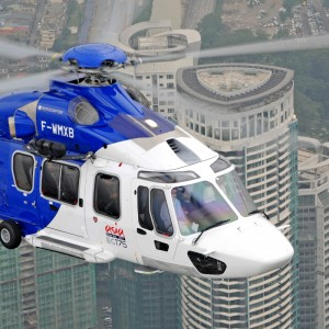 Milestone orders up to 28 Airbus H175s