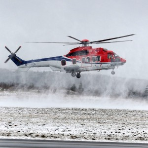 Eurocopter Canada profiles EC225 in offshore and SAR roles