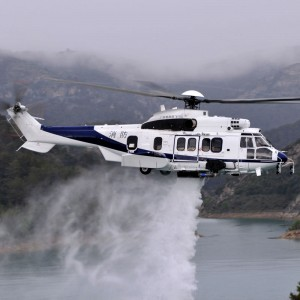 Eurocopter showcases AS350B3, EC135 and EC225 at China Helicopter Expo