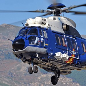 Spanish Police add EC225 and two EC135s