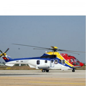 Two EC225s handed over to Vietnam Navy