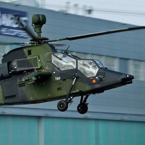Airbus delivers last German Army Tiger upgraded for Afghanistan