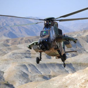 Eurocopter Tiger completes 1,000 hours in Afghanistan ops
