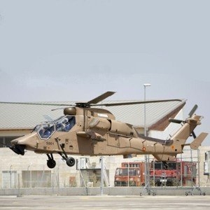 Flight tests begin for Eurocopter's Tiger HAD support/attack variant in Spain