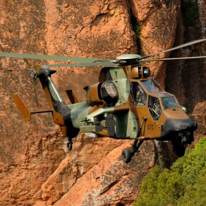 New film release uses in-service French military helicopters
