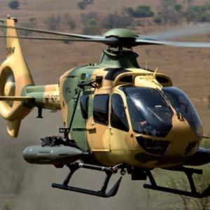 Iraqi EC635 armament upgrade completed