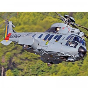 Eurocopter's expanding presence in Latin America highlighted at LAAD 2011