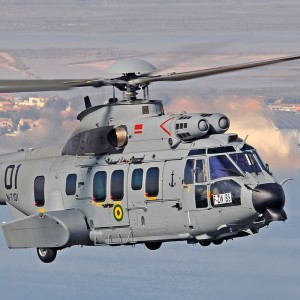Eurocopter's long-term commitment to Brazil marked at the LAAD 2013