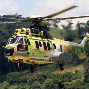 Helibras flies first locally-produced EC725