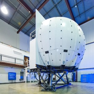 American Eurocopter's AS350 simulator added to Metro Aviation's training program