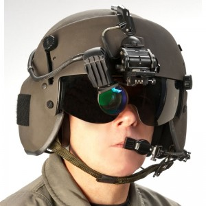 Elbit colour HMDs for USAF CV-22 crews
