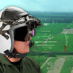 Elbit integrates color helmet display and tracking on US Navy MH-60S test aircraft