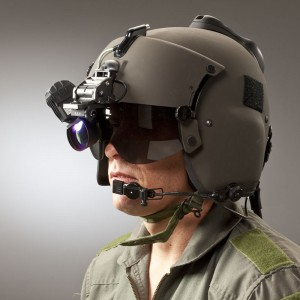 Elbit test flies ANVIS/HUD® day/night head-up display with colour symbology