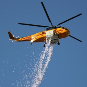Elbit Systems Successfully Demonstrates High-Altitude High-Precision Aerial Firefighting Solution
