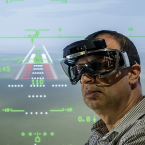 Elbit launches commercial aviation wearable Head-Up Display for Enhanced Vision