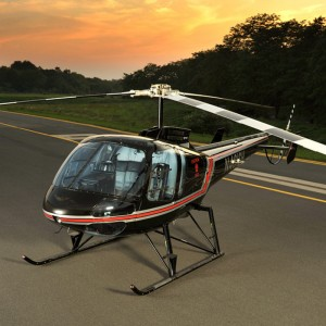 L-3's Trilogy ESI selected by Enstrom for 480B