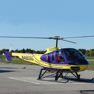 Nine new customers in China for Enstrom
