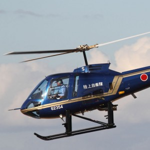 Helicopter Specialties delivers two Enstrom 480Bs to Japanese Ground Self-Defense Force