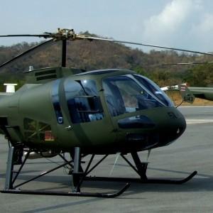 Royal Thai Army prepares for more Enstrom 480Bs