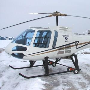 Enstrom 480B receives Canadian certification