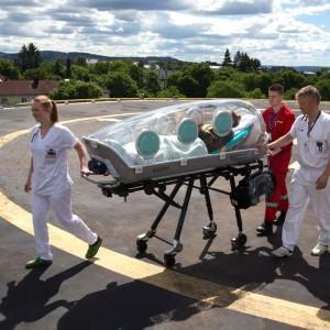 EU commits €220 million for safe COVID patient transport
