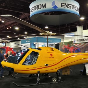 Enstrom 280FX Upgrades