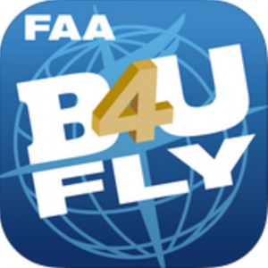 FAA launches B4U Fly app at CES show