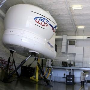FlightSafety and Metro Aviation celebrate five years of Louisiana Level D simulators