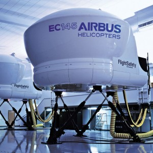 FlightSafety to launch EC145 Level-D simulator in Louisiana