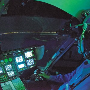 FlightSafety to offer NVG training on simulators