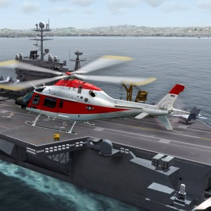 FlightSafety to provide TH-73A training devices for US Navy aircrew