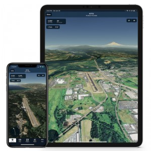 ForeFlight adds new Custom Content Packs and Airport 3D View