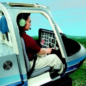 Helicopter Simulator Market Active for Frasca
