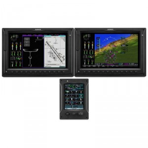 Garmin® introduces the G3000H integrated flight deck