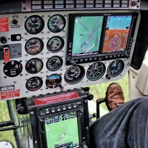 Gama Aviation awarded EASA STC for Garmin G500H EFIS in Bell 206 and 407