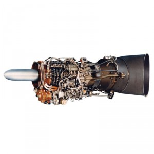 Vector celebrates 40 years of supporting T58 engines
