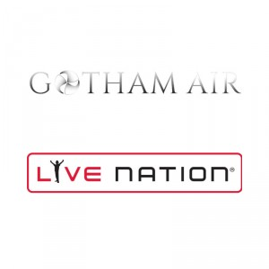 Gotham Air announces tie-up with entertainment company Live Nation