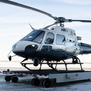 Edmonton Police take delivery of new Airbus H125